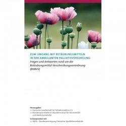 Zum Umgang mit Betäubungsmitteln in der ambulanten Palliativversorgung