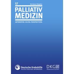 Die blauen Ratgeber - Palliativmedizin