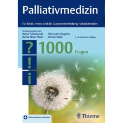 Palliativmedizin 1000 Fragen